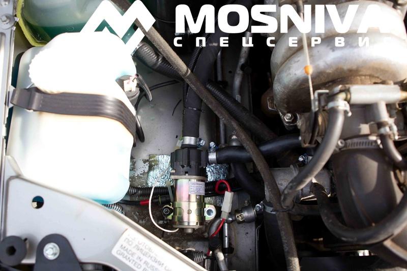 повышение температуры двигателя chevrolet niva