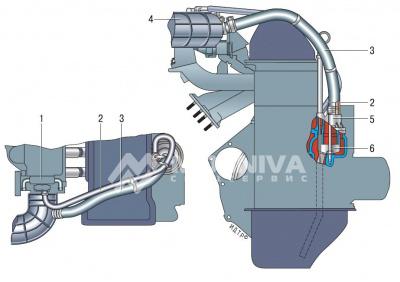 Устройство двигателя ваз 2123 шевроле нива